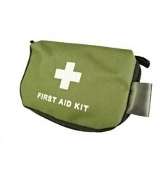 Mil-Tec - Apteczka - First Aid Kit - Mała - Zielony - 16026001