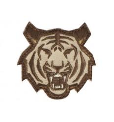 MIL-SPEC MONKEY - Naszywka Tiger Head - Arid