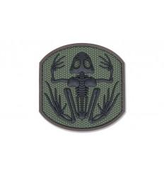 MIL-SPEC MONKEY -  Naszywka Frog Skeleton - PVC - Forest - Navy Seals