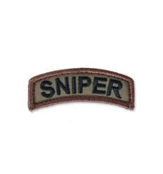 MIL-SPEC MONKEY - Naszywka Sniper Tab - Forest
