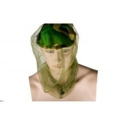 BCB - Moskitiera - Mosquito Head Net - Zielony OD - CL2252A