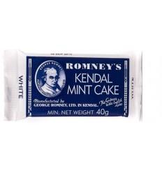 Romney's - Baton energetyczny - White Kendal Mint Cake - 40g