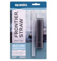 Aquamira - Filtr do wody - Frontier™ Straw Water Filter Blue Line - 67005