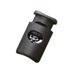 Stoper - Czarny - 25 x 14,5 x 10 mm