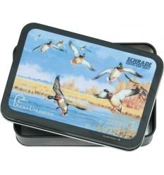 Schrade - Pudełko metalowe - Duck Unlimited Tin - SULD