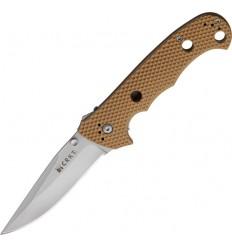 CRKT - Hammond Cruiser - 7904DIN - Coyote Brown - Nóż składany
