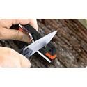 SHARPAL - Ostrzałka uniwersalna / Krzesiwo Gwizdek - 6-In-1 Knife Sharpener & Survival Tool - SHP101N