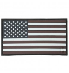 Maxpedition - Naszywka USA Flag Large - USA2Z - GLOW