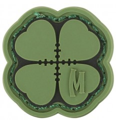 Maxpedition - Naszywka Lucky Shot Clover Micro Morale Patch - MNCLC - Full Color