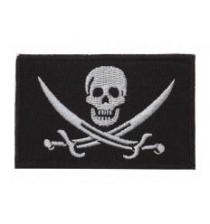 101 Inc. - Naszywka Pirate Skull - SWAT