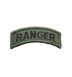 101 Inc. - Naszywka Ranger - Gaszony Olive