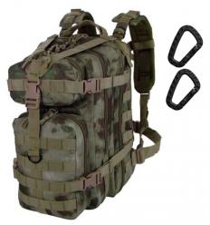 CAMO - Plecak ASSAULT Backpack - 25Litrów - ATC-FG A-TACS - PL-AS-AT-F