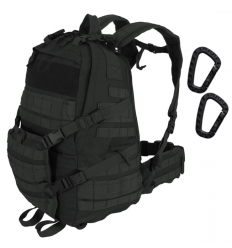 CAMO - Plecak OPERATION Backpack - 35Litrów - Czarny - PL-OP-BP-BL
