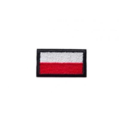 Mtac - Naszywka Flaga Polska - Micro