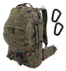 CAMO - Plecak CARGO Backpack - 32Litry - Pantera Leśna wz.93 - PL-CA-BP-WZ