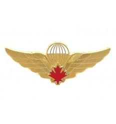 Odznaka - Kanadyjski Spadochroniarz - Złota