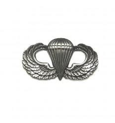 Odznaka - Parachute RIGGER - Mała - Srebrny