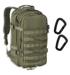 Helikon - Plecak Raccoon Mk2 - 20L - Zielony OD - PL-RC2-CD-02