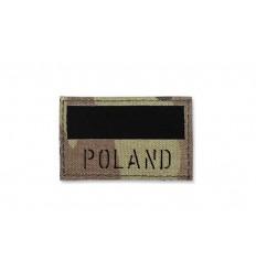 Combat-ID - Naszywka Polska - MultiCam - Gen II IR milspec