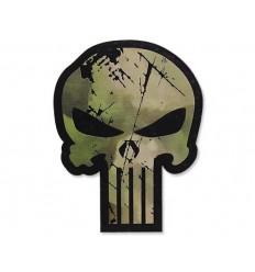Combat-ID - Naszywka Punisher - Gen II IR - A-TACS FG