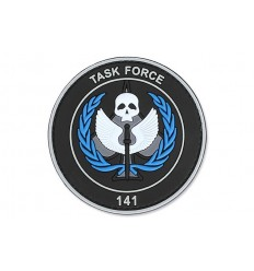4TAC - Naszywka Task Force 141 Call of Duty - 3D PVC