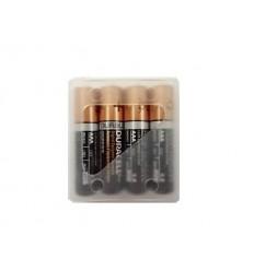 Duracell - Bateria alkaliczna AAA LR03 1,5V - Zestaw 4 sztuk w pudełku