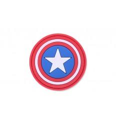 4TAC - Naszywka Captain America 3D