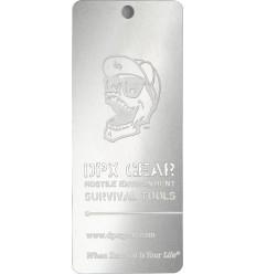 DPx Gear - Nóż / karta - Danger Tag