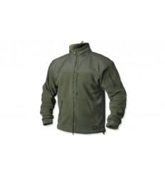 Helikon - Bluza polarowa Classic Army - Zielony - BL-CAF-FL-02