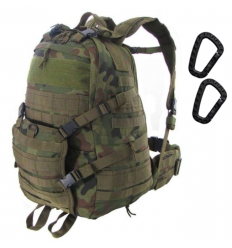 CAMO - Plecak OPERATION Backpack - 35Litrów - Pantera Leśna wz.93 - PL-OP-BP-WZ