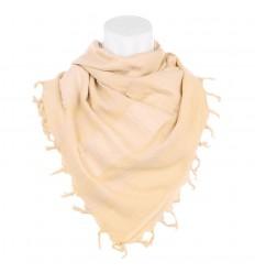 101 Inc. - Arafatka PLO Scarf 100% Cotton - Piaskowy
