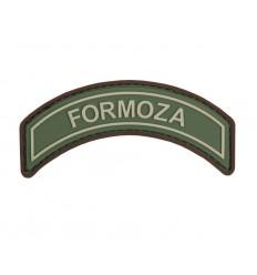 101 Inc. - Naszywka Formoza - 3D PVC - Zielony