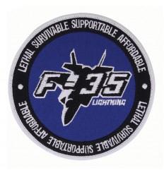101 Inc. - Naszywka F-35 Lightning