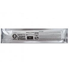 Lumica Light - Światło chemiczne -3 sztuki - Lightstick 8'' Bands - 6x200mm - Czerwony