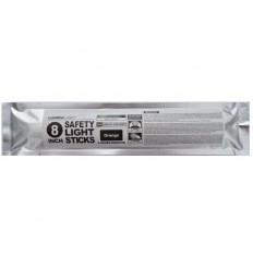 Lumica Light - Światło chemiczne -3 sztuki - Lightstick 8'' Bands - 6x200mm - Pomarańczowy
