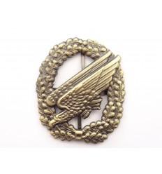 Odznaka - Niemiecki spadochroniarz FALLSCHIRMJAEGER na beret