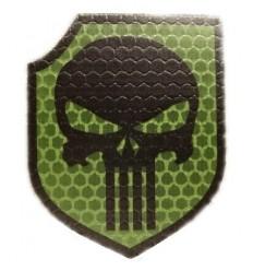 Combat-ID - Naszywka Punisher - Act of Valor Navy Seals Gen I - Olive