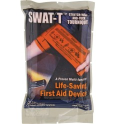 SWAT-T - Taśma / Staza taktyczna - Tourniquet Orange SWATTO - Made in USA