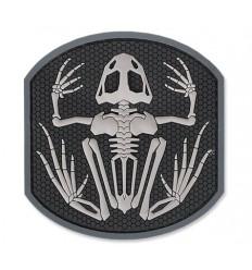 MIL-SPEC MONKEY - Naszywka Frog Skeleton /Navy Seals/ - 3D PVC - SWAT