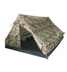 Mil-Tec - Namiot MINI PACK STANDARD - Dwuosobowy - MultiCam / Multitarn - 14205049