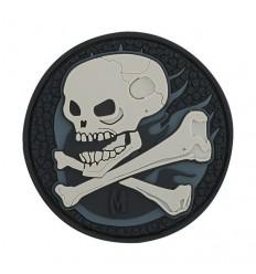 Maxpedition - Naszywka Skull Patch - SKULS - SWAT