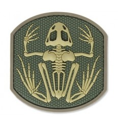 MIL-SPEC MONKEY - Frog Skeleton (Navy Seals) Multicam PVC - Naszywka MADE IN USA