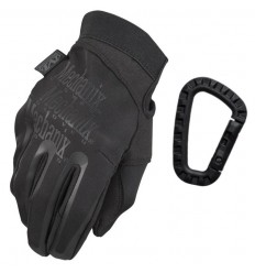 Mechanix Wear - Rękawice zimowe - Element Covert Black