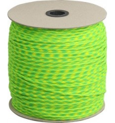 Paracord MIL-SPEC 550-7 / 4mm kontraktowy Lemon Line MADE IN USA - 1 metr