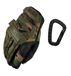 Mechanix Wear - Rękawice M-Pact® Glove - Woodland Camo