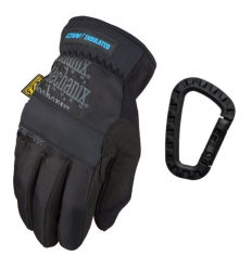 Mechanix Wear - Rękawice zimowe FastFit Cold Weather Insulated Black