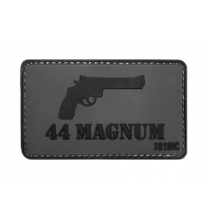 101 Inc. - 44 MAGNUM - 3D PVC - Szary/Czarny