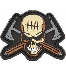 Hardcore Hardware - Naszywka Morale Patch 2012 Version