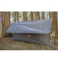 UST Ultimate Survival - Płachta / Plandeka wodoodporna - Weatherproof Tarp, 10'x12′ - 3,05 x 3,66m