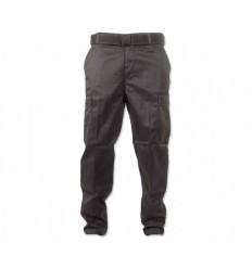 MIL-TEC - Spodnie Bojówki - BDU US Ranger - Czarny - 11810001